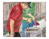 072906 Boiling Crawfish