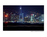 Hong Kong - City Lights Series