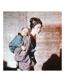 Japanese Mother with Baby