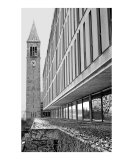 Jennie McGraw Tower  Cornell University  Ithaca New York