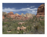 Boynton Canyon Enchantment  Sedona  Arizona