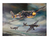 Focke-Wulf 190 and Stukas