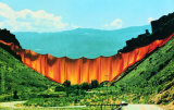 Valley Curtain  c1972