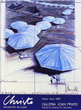 Umbrellas No 3 Joan Prats  1986