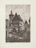 Rothenburg -Roedertor