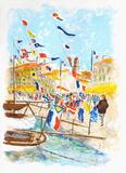 Voiliers a Saint-Tropez
