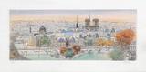 Paris  panorama vers l'Est II
