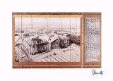 Reichstag X - Signé Reproduction pour collectionneurs par Christo