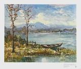 Herbst Am Seehamer See