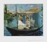 The Boat  1874
