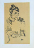 Portrait of Schiele's Mother