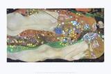 Water Serpents II  c1907