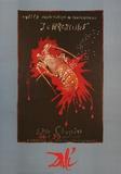 Cancer Reproduction d'art par Salvador Dalí