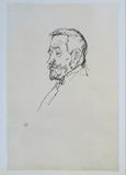 Portrait of Heinrich Benesch  1913