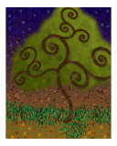 Tribute to Klimt:  Tree of Life
