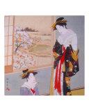Two Japanese Courtesans