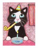Tuxedo Cat's Birthday Party
