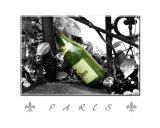 Paris - Wine Bottle