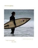 Surfer en attendant