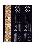 AFRICAN BARK CLOTH I