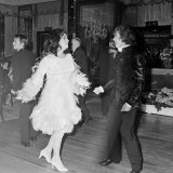 Elizabeth Taylor Dancing with Nureyev March 1968