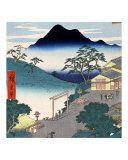 Pilgrimage to the Shinto Shrine  Edo Japan