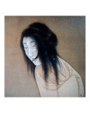 Ghost Woman Edo Japan