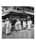 Historic Photo  Zanzibar Market