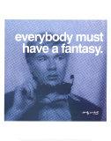 Fantastique & Imaginaire Reproduction d'art par Andy Warhol