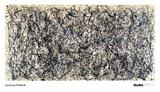 Un, n°31|One, No. 31 Reproduction d'art par Jackson Pollock