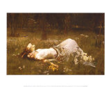 Ophelia  c1889