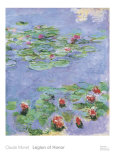 Water Lilies  c 1914-1917