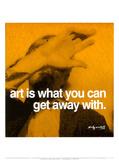 Art Reproduction d'art par Andy Warhol