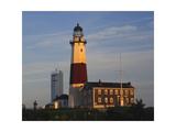 Mountauk Point Lighthouse  Long Island