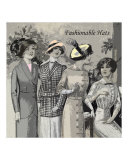 Vintage Fashion Ladies