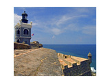 El Morro Lighthouse  Old San Juan