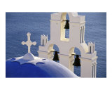 Blue Cupola White Belfry