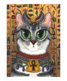 Bast Goddess : Egyptian Cat