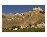 Lamayuru Tibetan Buddhist monastery of Drikung Kagyu school  Ladakh