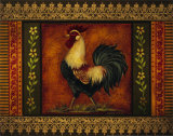 Mediterranean Rooster VII