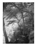 Infrared Cliff Print