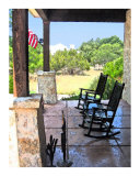 Hill Country Front Porch