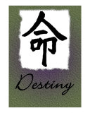 Destiny Calligraphy