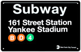 Subway 161 Street Station- Yankee Stadium