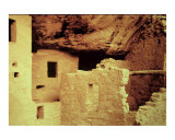 Ancient Ruins  Mesa Verde