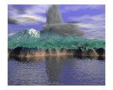 Volcano Coastline