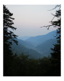Dawn in the Great Smokies