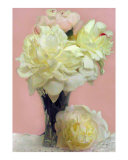 Large Peonies in Vase I