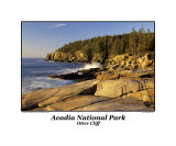 Acadia National Park loacted in Maine  USA