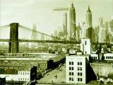 Airship NYC  1938